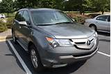 Was Your Acura Mdx In A Wreck Get Our Free Diminished Value Quote