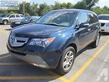 2009 Acura Mdx Suv Awd Suv For Sale In Fayetteville Arkansas