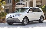 2009 Acura Mdx With Tech Package For More Images Click The Gallery