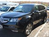 2007 Acura Mdx Suv Awd For Sale In New Hampton New York