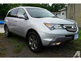 2007 Acura Mdx Suv Awd W Sport Package W Res For Sale In New Haven