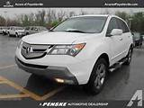2007 Acura Mdx Suv 4wd 4dr Sport Pkg Awd Suv For Sale In Fayetteville