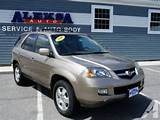 2006 Acura Mdx Suv 4x4 For Sale In Salem New Hampshire