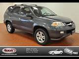 2006 Acura Mdx 4dr Suv At Touring Fairfax Acura Mdx Gray Automatic