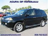2006 Acura Mdx Look At The Mileage On This Beautiful Mdx Touring Model