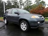 2006 Acura Mdx 4dr Suv At Touring W Navi Duluth Acura Mdx Blue