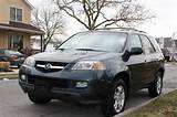 2005 Acura Mdx Touring Package