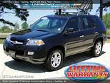 2006 Acura Mdx Touring In Nighthawk Black Pearl Click To See Large