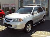 2005 Acura Mdx 4dr Suv At Silver