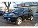 2005 Acura Mdx Suv Awd Touring W Navi For Sale In New Haven