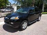 2005 Acura Mdx Touring Awd Fort Lauderdale Fl