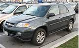 Description 2004 06 Acura Mdx