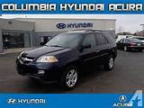 2004 Acura Mdx Sport Utility Touring Pkg Res For Sale In Symmes