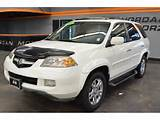 2004 Acura Mdx Touring W Navi Photo 1 Milwaukie Or 97267