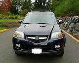 2004 Acura Mdx Touring 4wd Sold