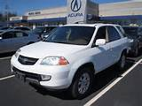 2003 Acura Mdx Suv Touring W Navi In Middletown New York