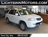 2003 Acura Mdx Forest City Ia 2hnyd18903h546565