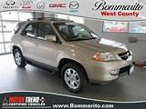Used 2002 Acura Mdx 4dr Suv Touring Pkg