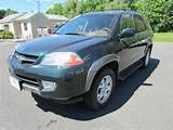 2001 Acura Mdx Touring 4wd 4dr Suv W Navigation