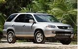 Suv Review 2002 Acura Mdx
