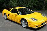 Find Used 2004 Acura Nsx Rio Yellow Pearl Onyx 6 Spd Manual In