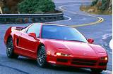 Nsx S 1st Generation 1st Facelift Nsx Acura Database Carlook