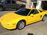 1999 Acura Nsx T Spa Yellow 9000 Miles Collector Car Ptech Us