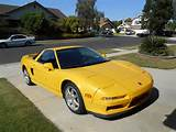 Picture Of 1998 Acura Nsx 2 Dr T Coupe Exterior