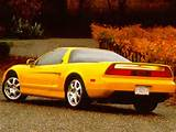 Most Expensive Coupes Of 1997 1997 Acura Nsx