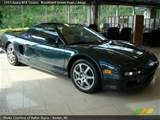 1995 Acura Nsx Coupe In Brookland Green Pearl Click To See Large