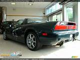 1995 Acura Nsx Coupe Brookland Green Pearl Beige Photo 4
