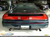 1995 Acura Nsx Coupe Brookland Green Pearl Beige Photo 5