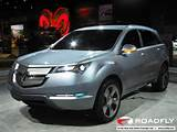 View Of Acura Mdx Touring Package Photos Video Features And Tuning