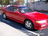 Acura Legend Coupe Automatic Coupe
