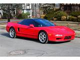 This Is A Rare Find 1993 Acura Nsx With 63 000 Original Miles