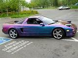 1992 Acura Nsx With Chameleo More