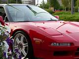 1991 Acura Nsx 2 Dr Std Coupe Picture Exterior
