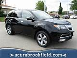 Certified Pre Owned 2012 Acura Mdx Awd 4dr Awd Sport Utility