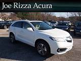 New 2016 Acura Rdx Awd 4dr Advance Pkg Sport Utility In Orland Park