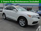 2014 Acura Rdx Base Awd 4dr Suv For Sale In Port Richey Florida