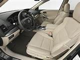 Acura Suv Interior Car Pictures