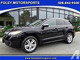 2014 Acura Rdx Base Awd 4dr Suv For Sale In Edgemere Massachusetts