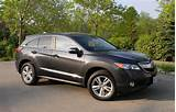 Suv Review 2013 Acura Rdx