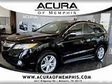 2013 Acura Rdx Suv W Tech For Sale In Memphis Tennessee