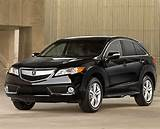 The All New Acura Rdx Has A Pletely Redesigned Exterior And New