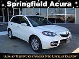 2012 Acura Rdx Sh Awd W Tech 4dr Suv W Technology Package