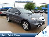 2012 Acura Rdx Sh Awd With Technology Package Suv All Wheel Drive In