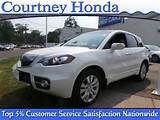Courtney Honda Used Vehicles 2011 Acura Rdx Sh Awd