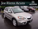 Pre Owned 2011 Acura Rdx Awd Sh Awd 4dr Suv In Orland Park Adt2191a