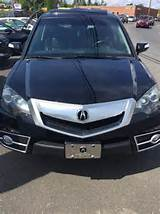 2011 Acura Rdx Sh Awd W Tech 4dr Suv W Technology Package In New
